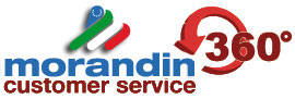 Morandin customer service